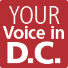 Your Voice in D.C.