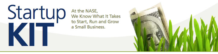 NASE Startup KIT - How to start a business