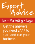 Click here to ask our experts ANYTHING about your business.