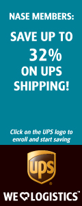 Save with UPS & NASE