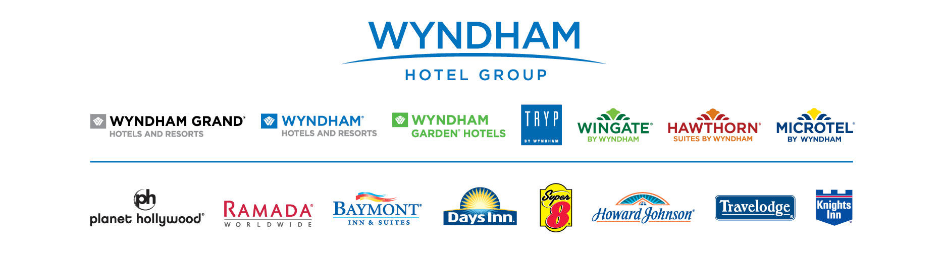 Wyndham logos large